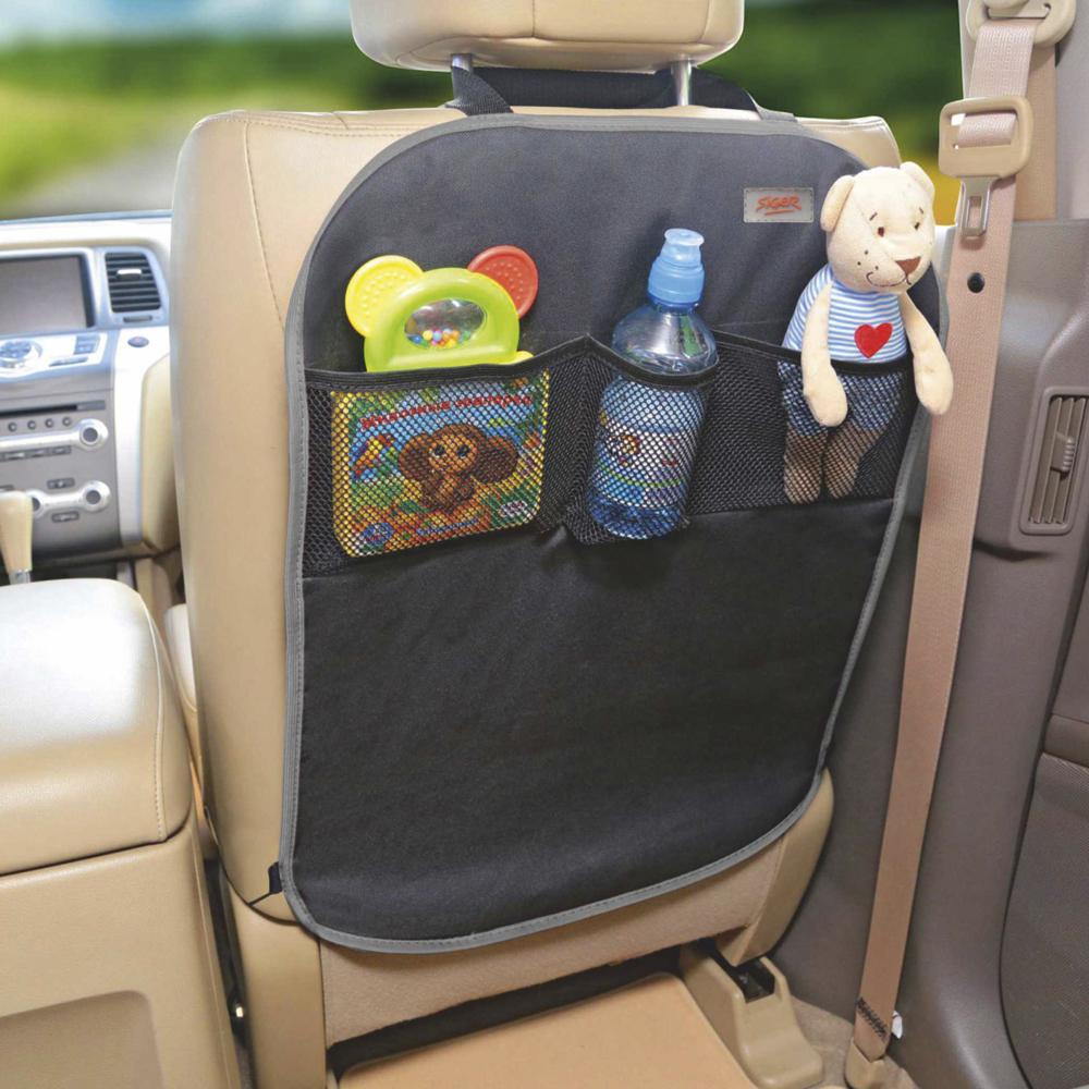 Путешествие с ребенком SIGER SAFE-1 siger органайзер на спинку сиденья org 3 с сетчатыми карманами siger
