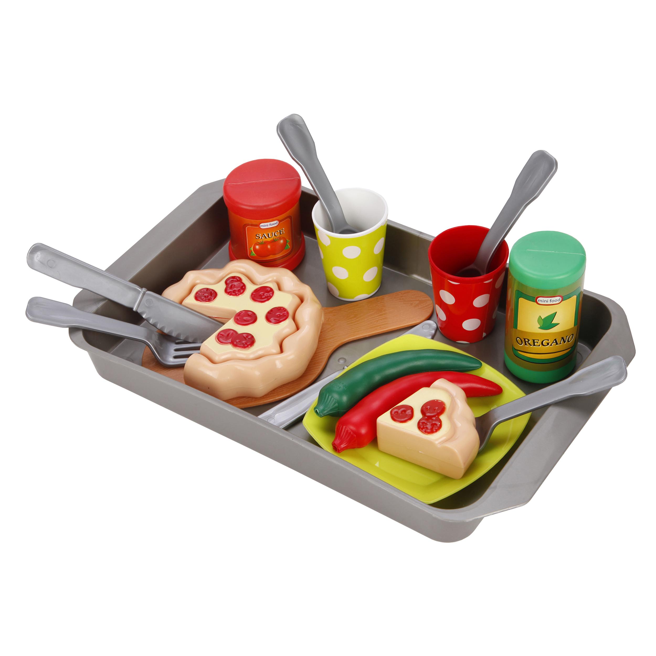 цена Набор посуды и продуктов Mary Poppins «Кухни мира. Итальянская пицерия» онлайн в 2017 году
