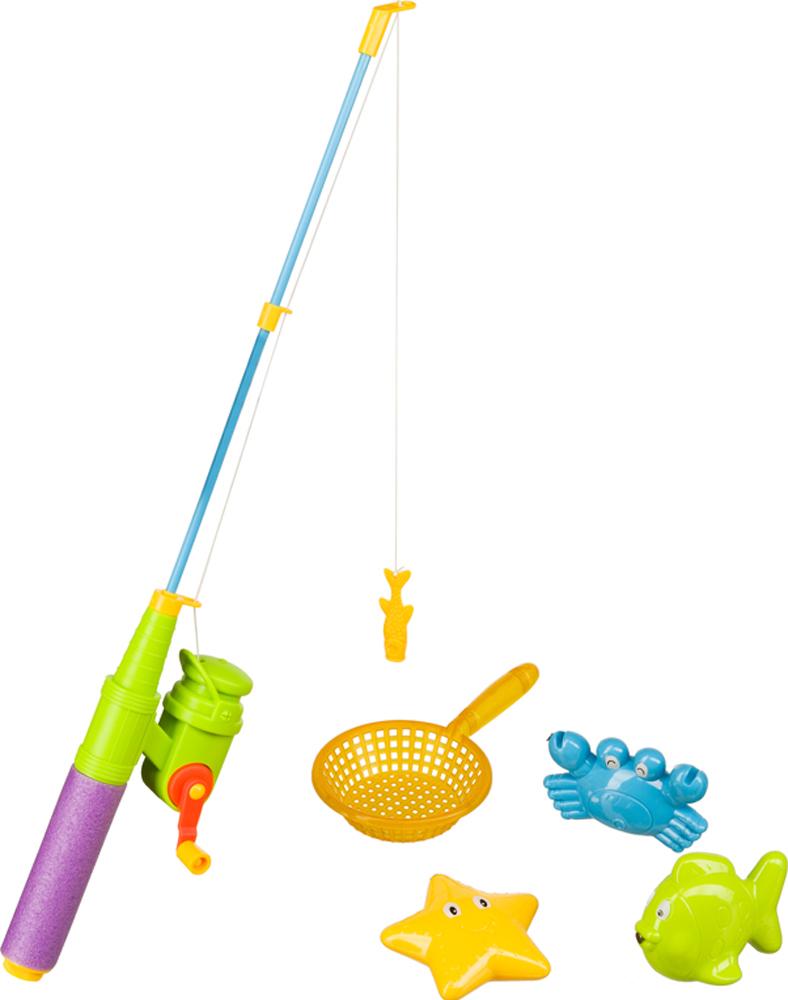 Игрушки для ванны Happy baby Little Fishman happy baby набор игрушек для ванной little fishman happy baby