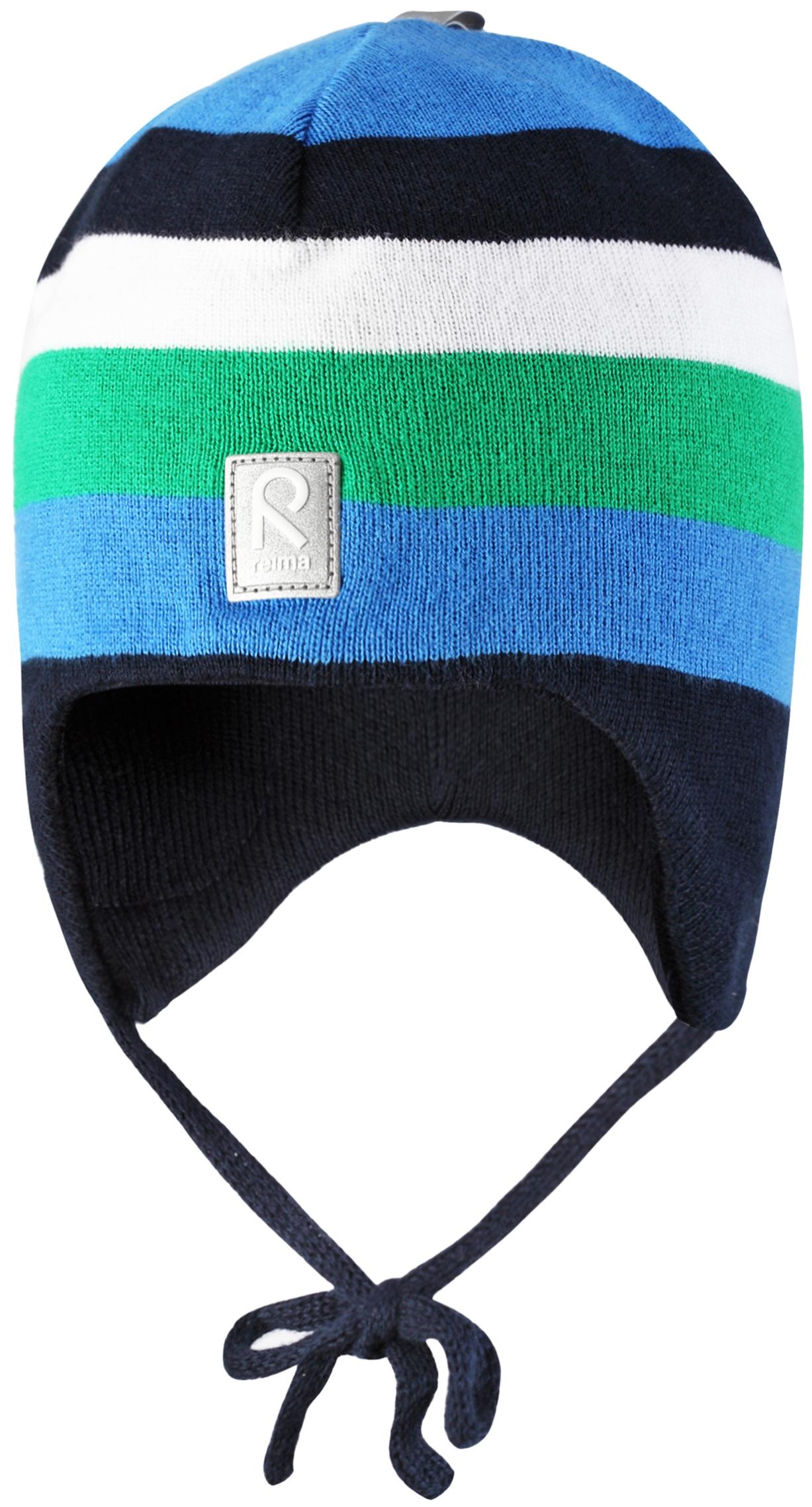 Головные уборы Reima Aqueous синий головные уборы reima aqueous розовый