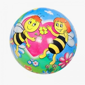 Детские мячи и прыгуны STAR Мяч 14 см мячики и прыгуны spring прыгуны животные олененок