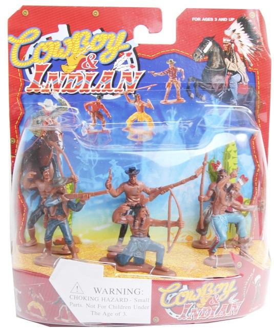Солдатики SunJade солдатики Ковбои и Индейцы симон ф буэ м л индейцы и ковбои твоя первая энциклопедия