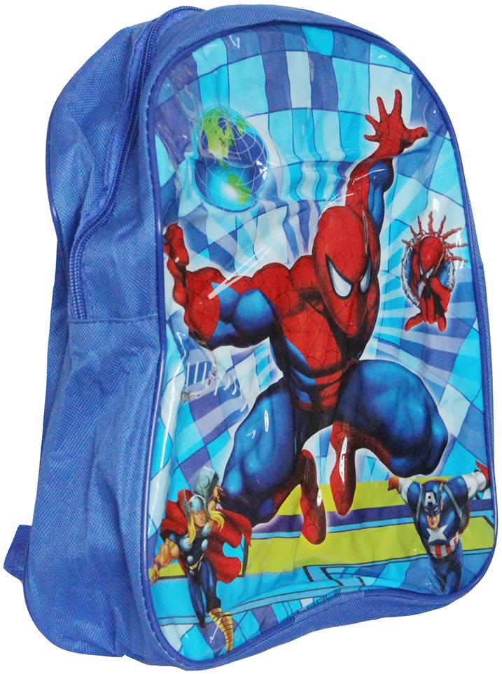 Рюкзак Disney Человек Паук м пластика бутербродница человек паук