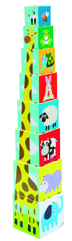 Кубики Little Hero Кубики складные Little Hero цена