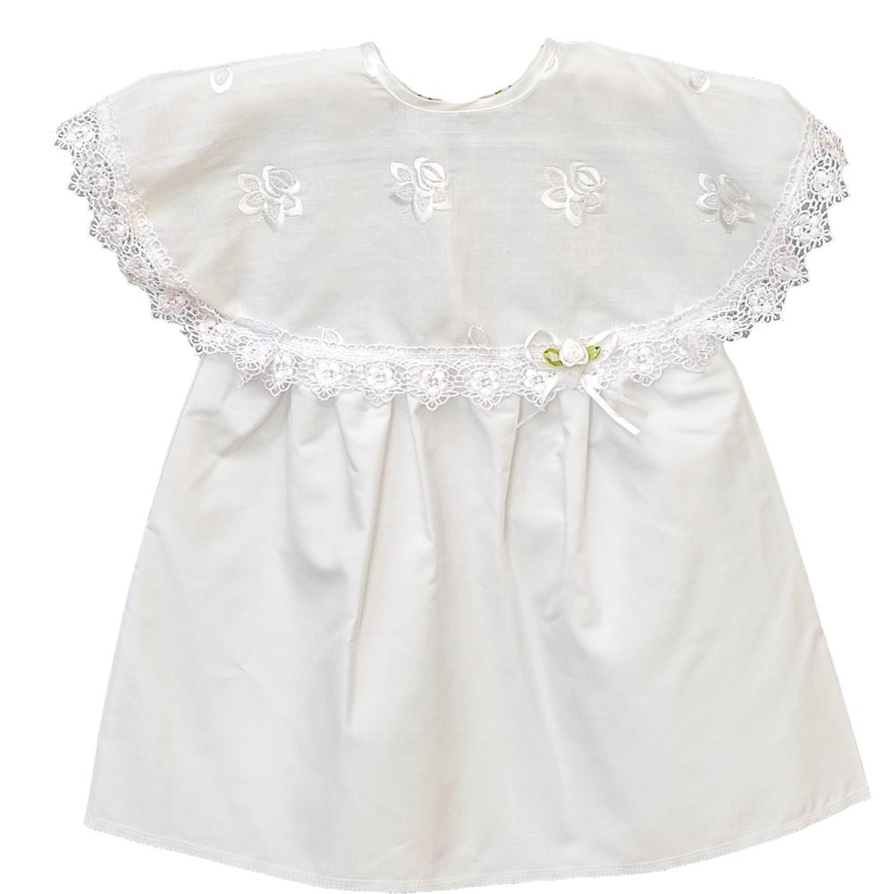 Крестильные наборы Арго 038/Д платье крестильное иришка 24 26