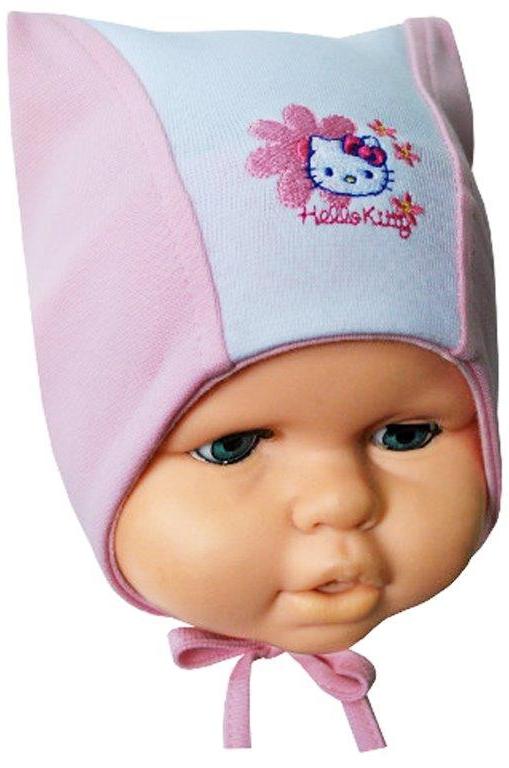 Головные уборы HELLO KITTY Шапка для девочки Hello Kitty розовая