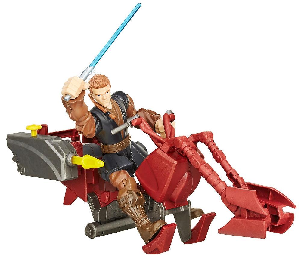 Купить Фигурки героев мультфильмов, Звездные войны. Лихачи, Hero mashers, Китай, Мужской