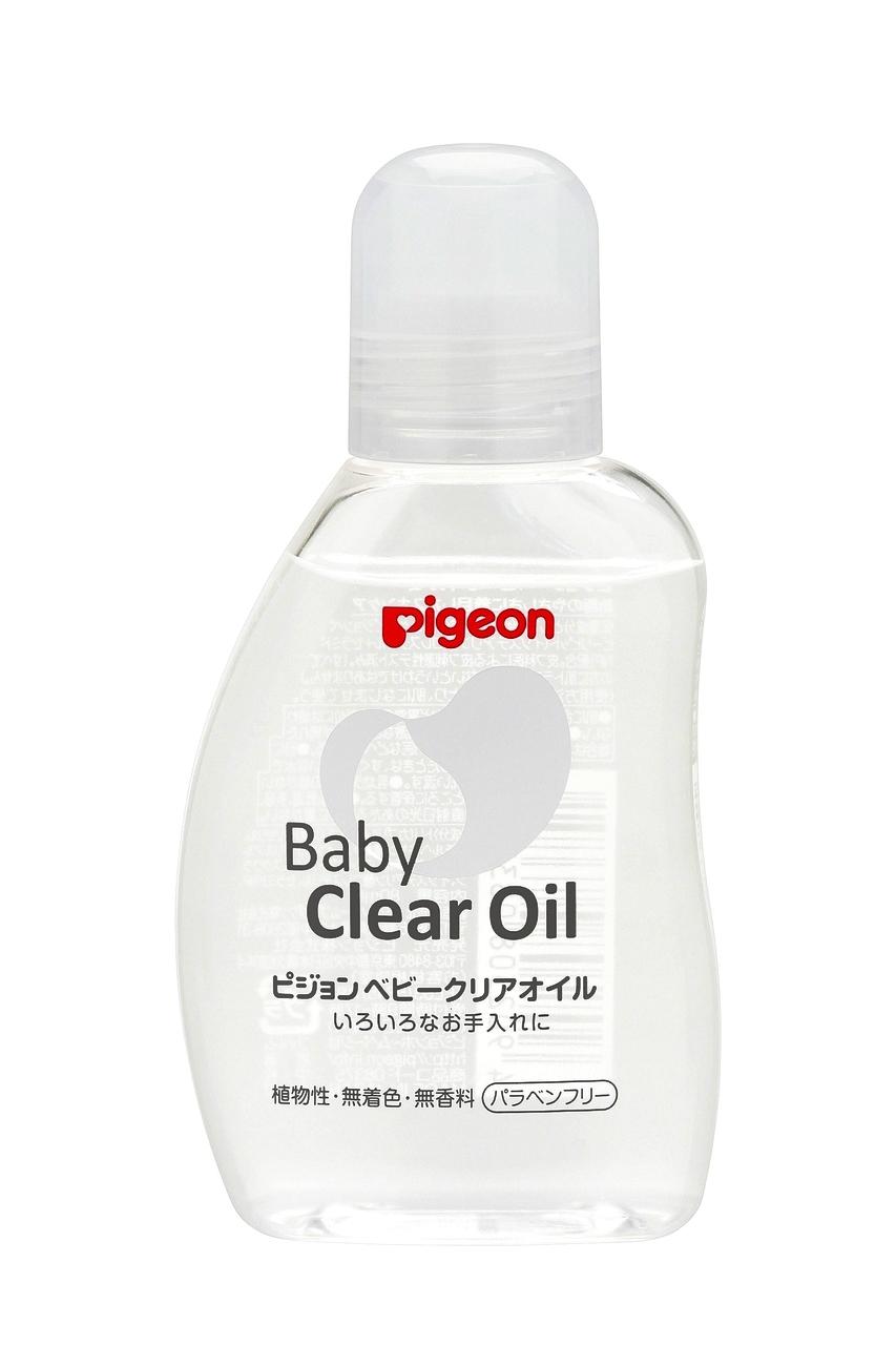 Масло и молочко Pigeon Масло Pigeon как стерилизовать масло для ухода за кожей ребенка