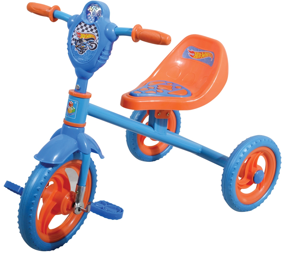 Hot Wheels 1toy Т57585 Hot Wheels hot wheels 1toy велосипед трехколесный 1тoy hot wheels
