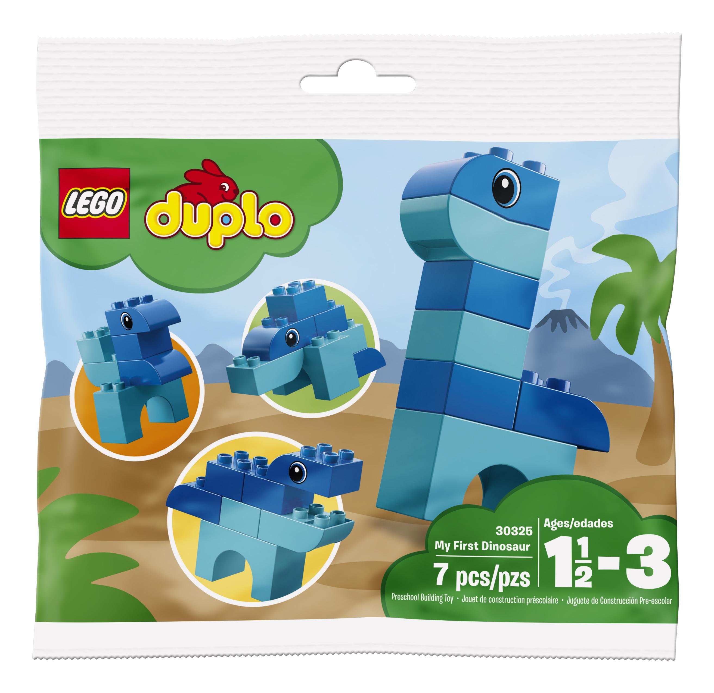 LEGO LEGO Конструктор LEGO 30325 Мой первый динозавр конструктор lego duplo мой первый поезд 10507