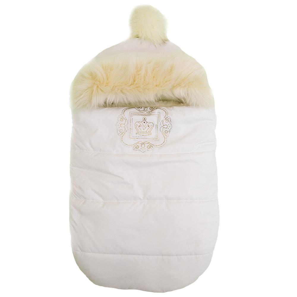Конверт Argo Baby Снежок меховой конверт christ arosa коричневый
