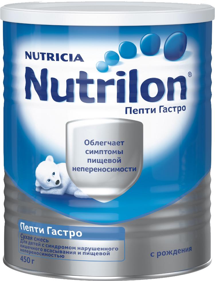 Nutrilon (Nutricia) Пепти Гастро (с рождения) 450 г 21349