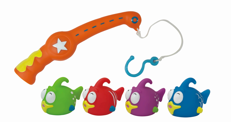 Развивающая игрушка Little Hero Рыбалка little hero стучалка little hero с молоточком