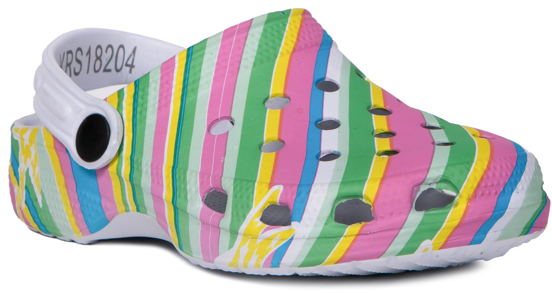 Купить Сланцы (пляжная обувь), KRS18204-1, Barkito, Китай, разноцветный, Женский
