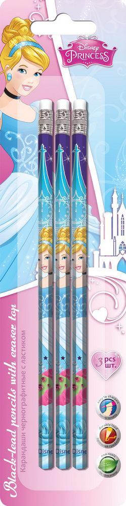 Набор карандашей Princess Princess 3 шт набор цветных карандашей princess princess 18 шт