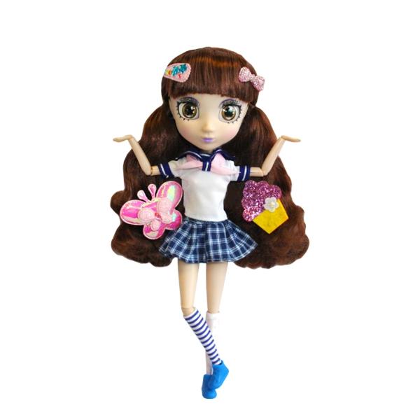 кукла Shibajuku Girls Намика браслеты kimmidoll браслет намика