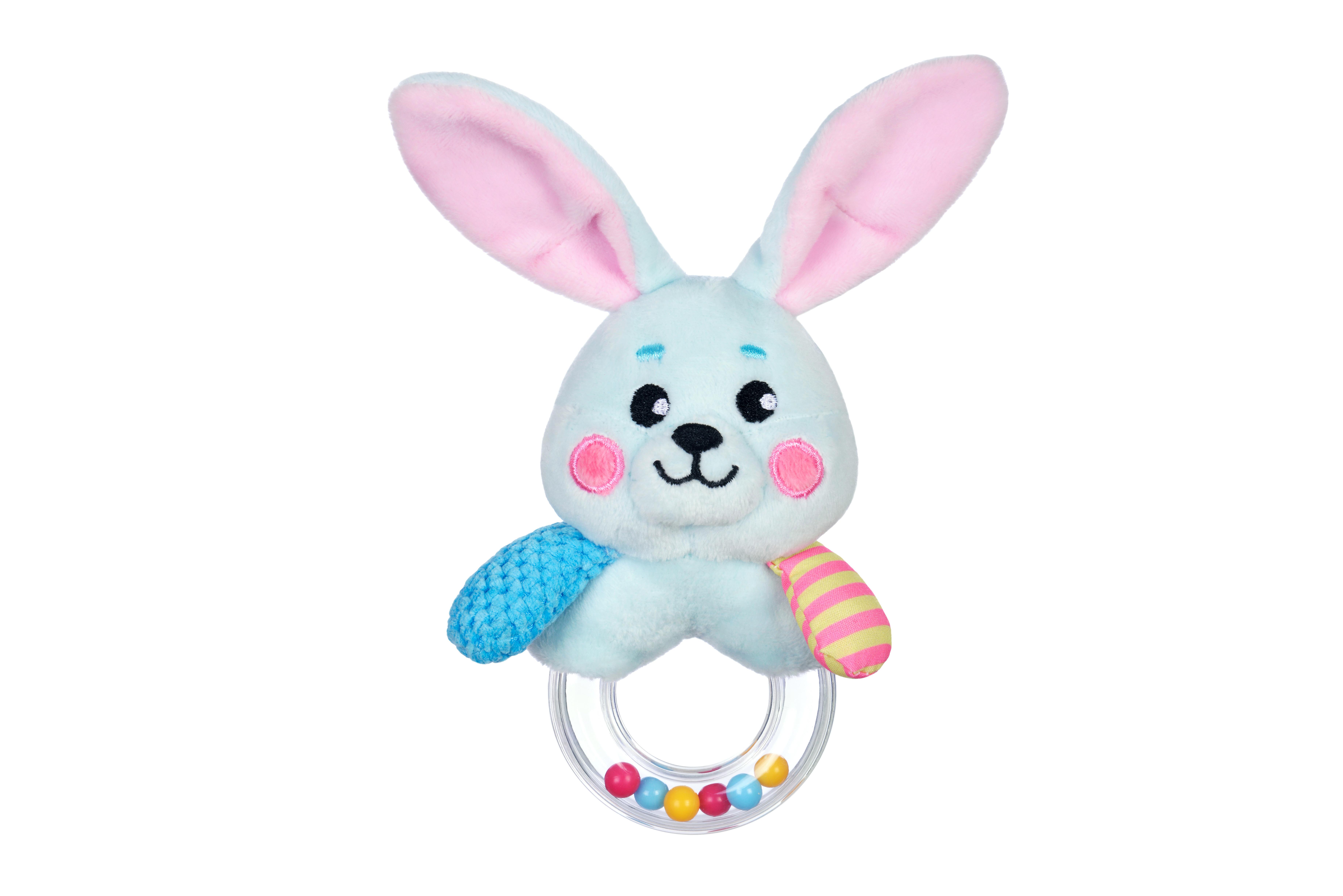 Погремушка Наша игрушка Зайка цены онлайн
