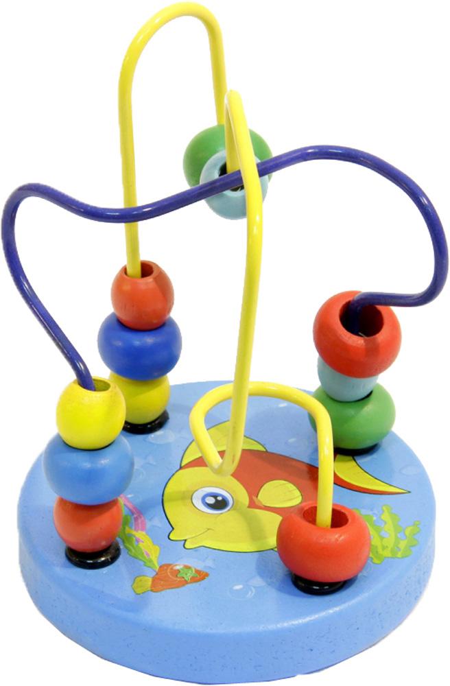 Деревянные игрушки Фабрика Фантазий Игрушка Фабрика Фантазий «Лабиринт» деревянная