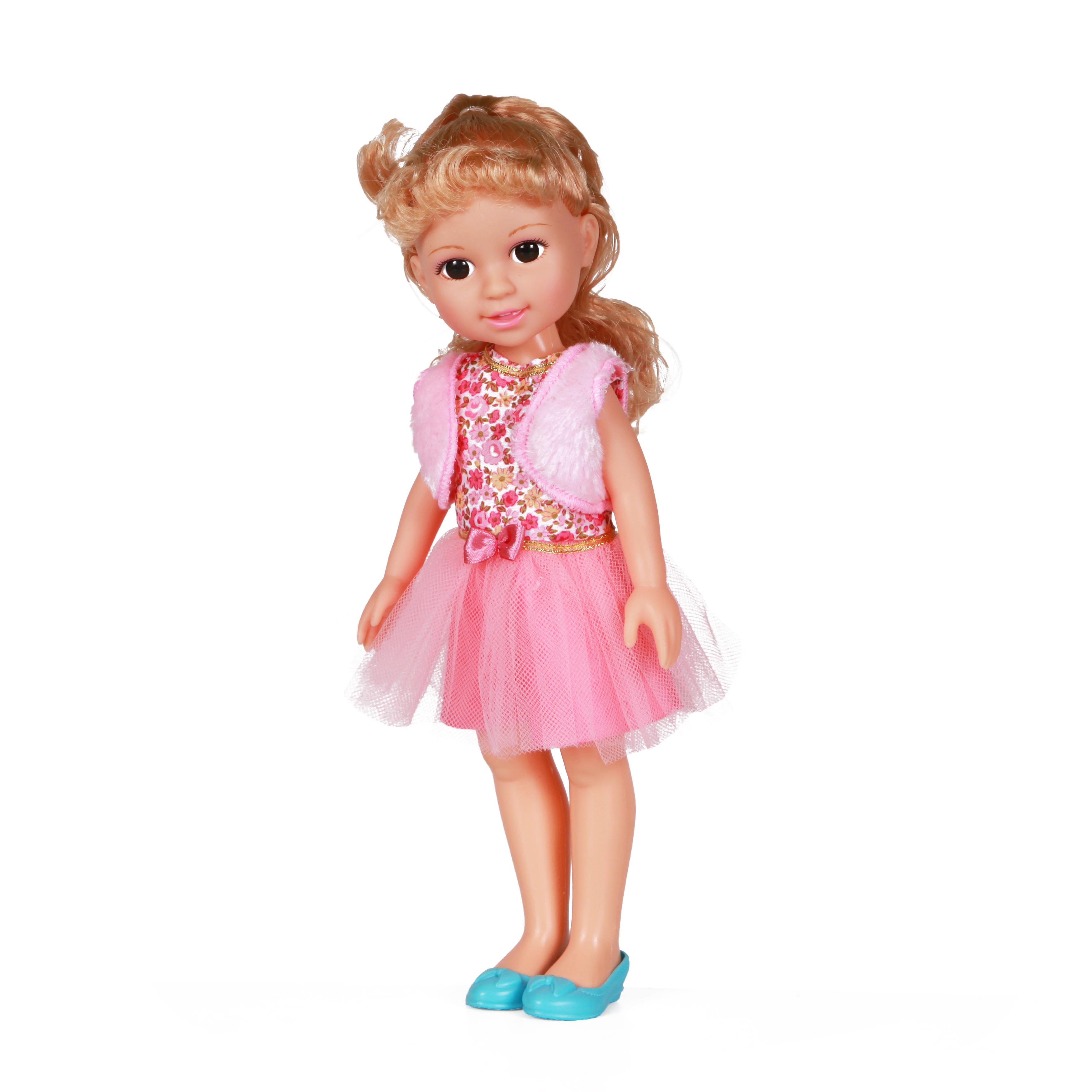 Другие куклы YAKO Кукла Yako Jammy M6306 кукла yako m6289