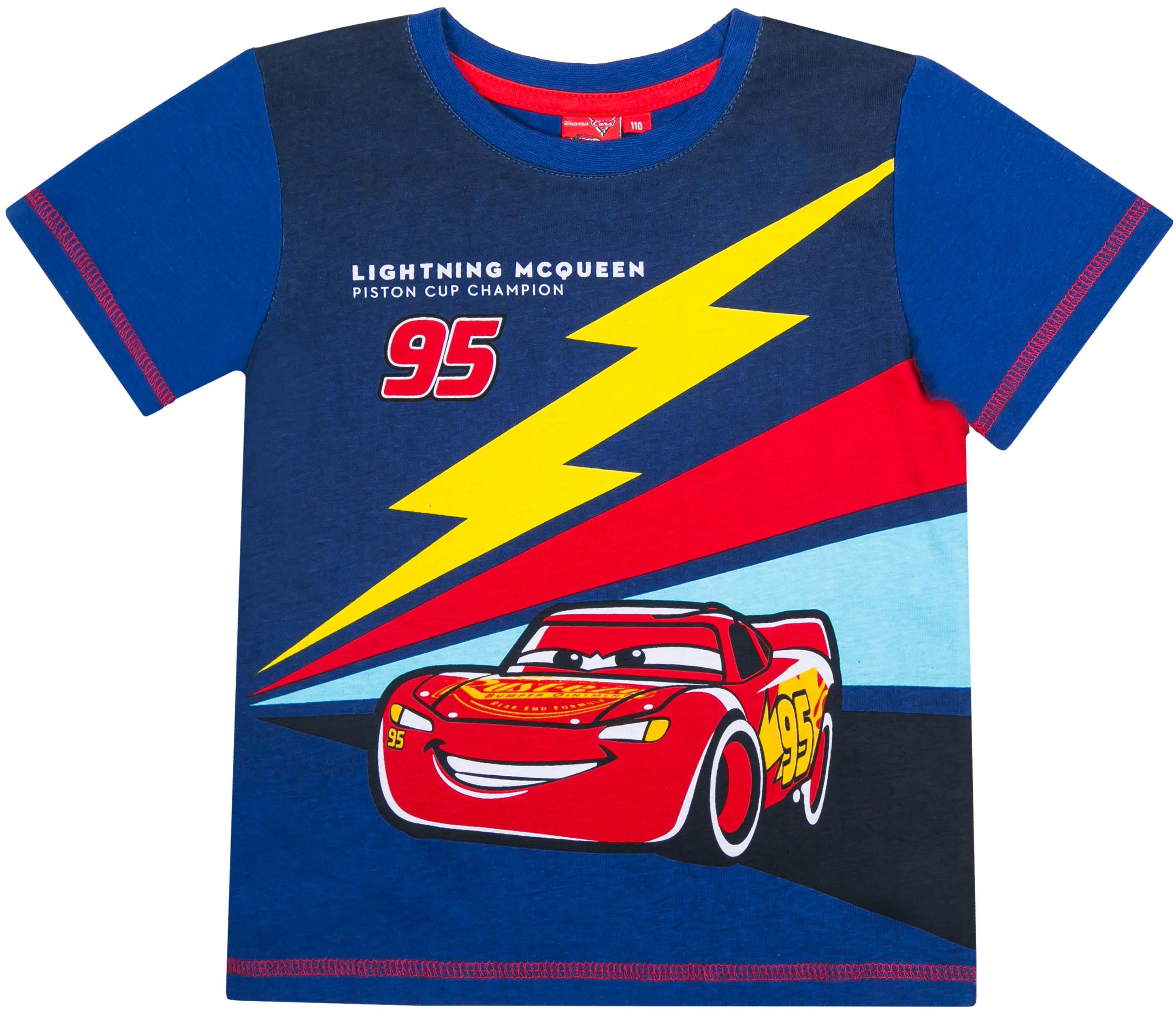 Футболки Cars Футболка с коротким рукавом для мальчика Cars, темно - синяя футболка мужская отелло темно синяя