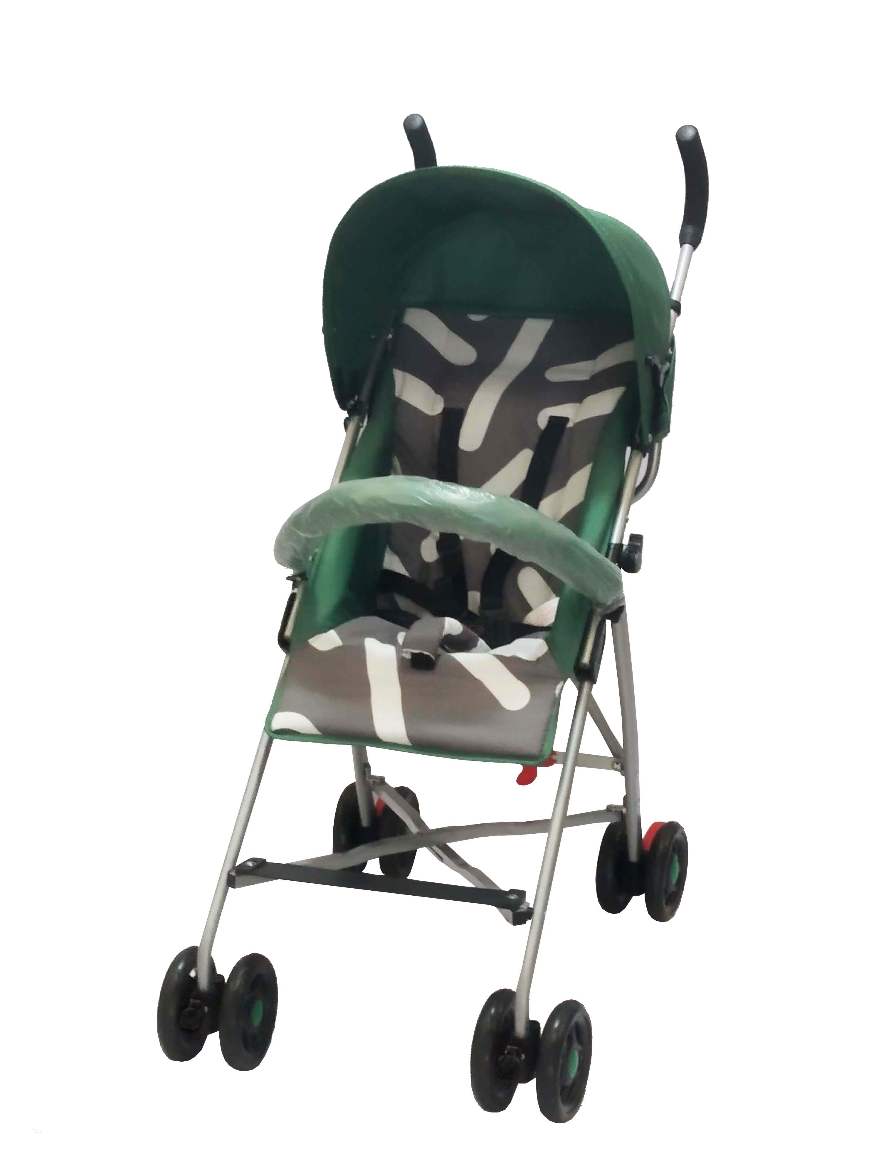 Прогулочная коляска Parusok Evo Pro зеленый