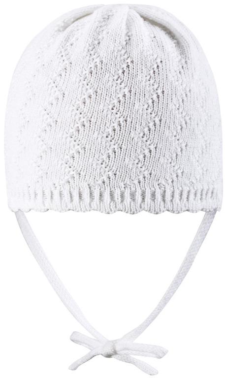 Шапка Reima Virpi белый reima шапка lilja белый меланж