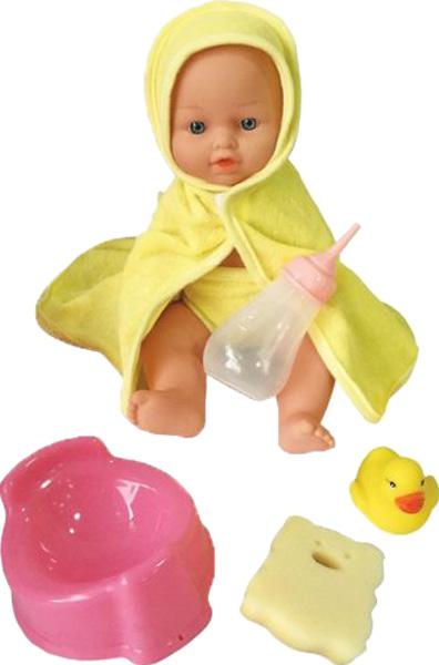 Кукла Наша игрушка Пошли купаться цена