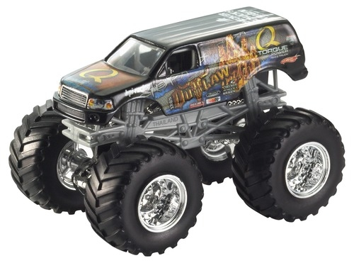 Машинки и мотоциклы Hot Wheels Monster Jam 21572 машинки и мотоциклы 1toy машинка р у 1тoy hot wheels н68 со светом чёрная