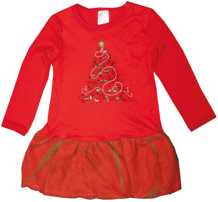 Платье-боди Barkito Новый год