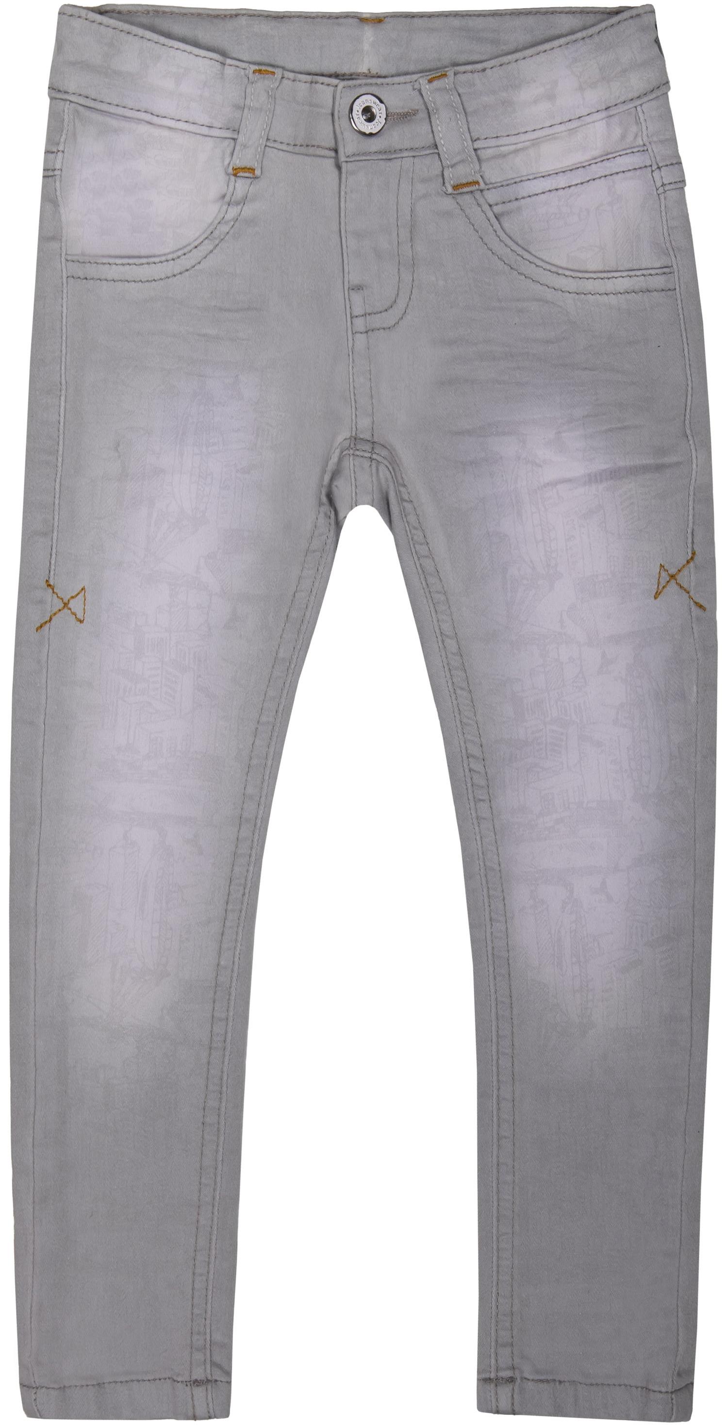 Джинсы Barkito Брюки модель Джинсы для девочки Barkito Оранжевое настроение, серые брюки джинсы и штанишки s'cool брюки для девочки hip hop 174059