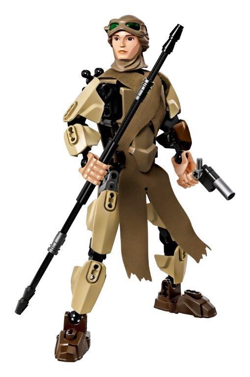 Конструктор LEGO Star Wars 75113 Рей