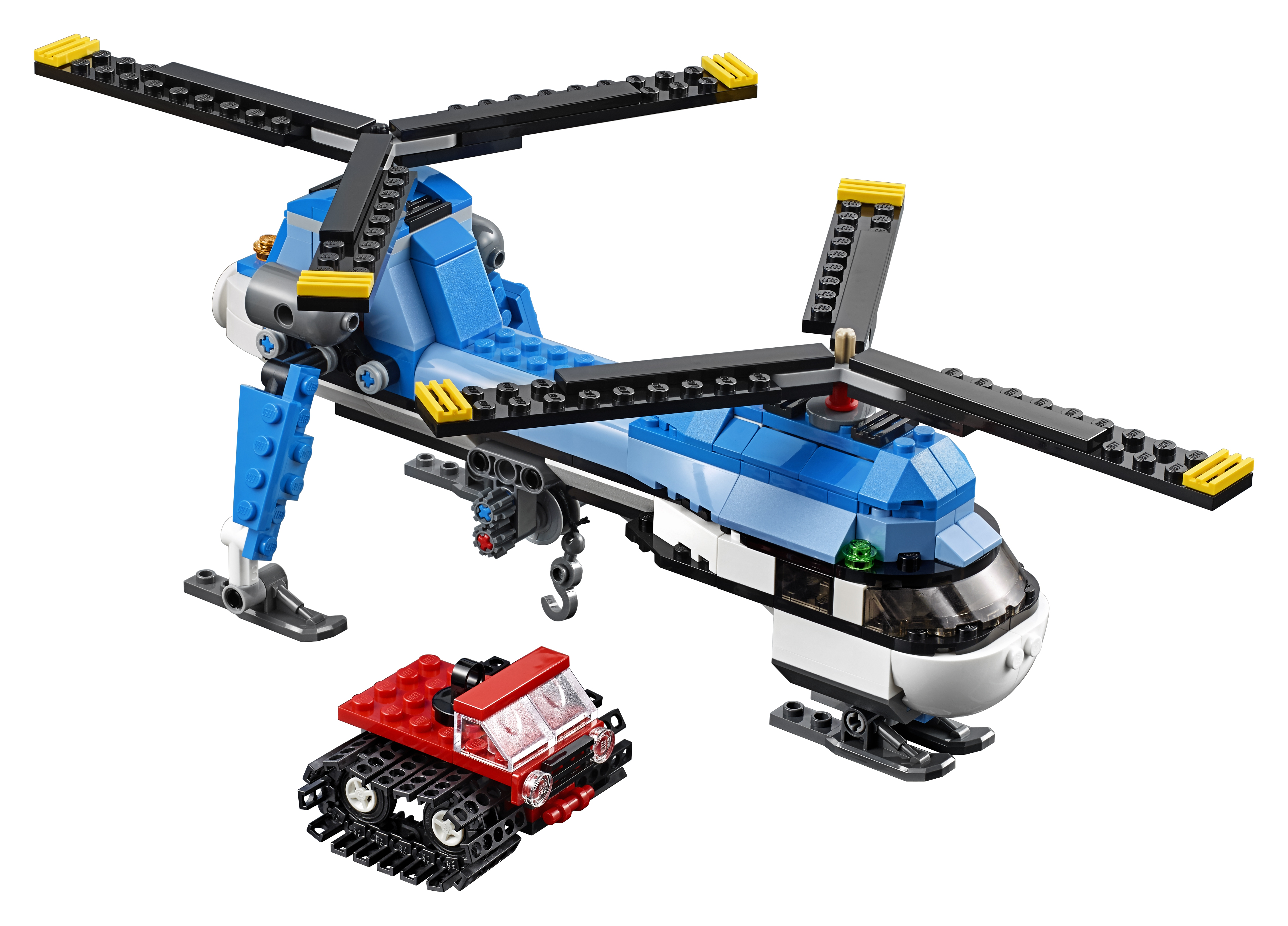 LEGO LEGO 31049 Двухвинтовой вертолёт