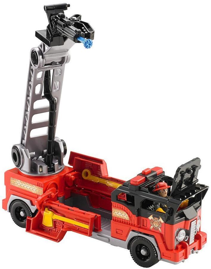 Игровой набор Mattel Пожарная машина b dot машина пожарная с подъемником