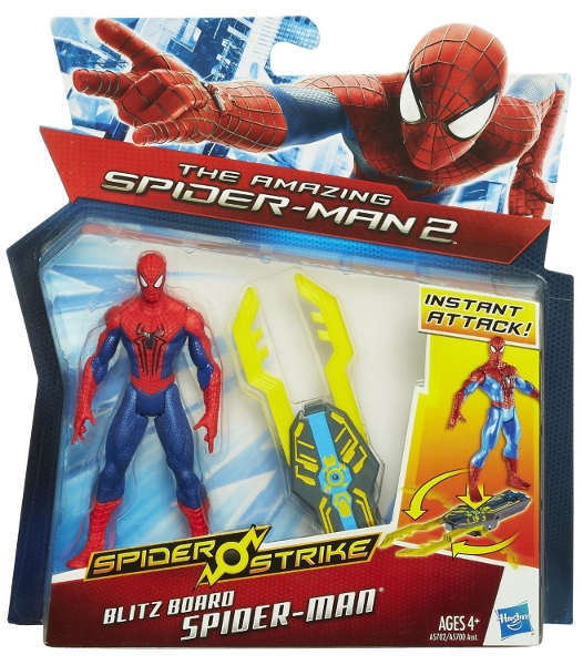 Фото - Фигурка Hasbro Человек-Паук 9,5 см академия групп чемодан на роликах человек паук