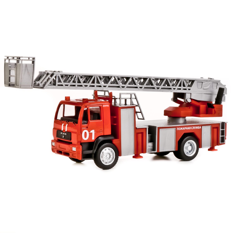 все цены на Машина Технопарк Пожарная 242514 онлайн