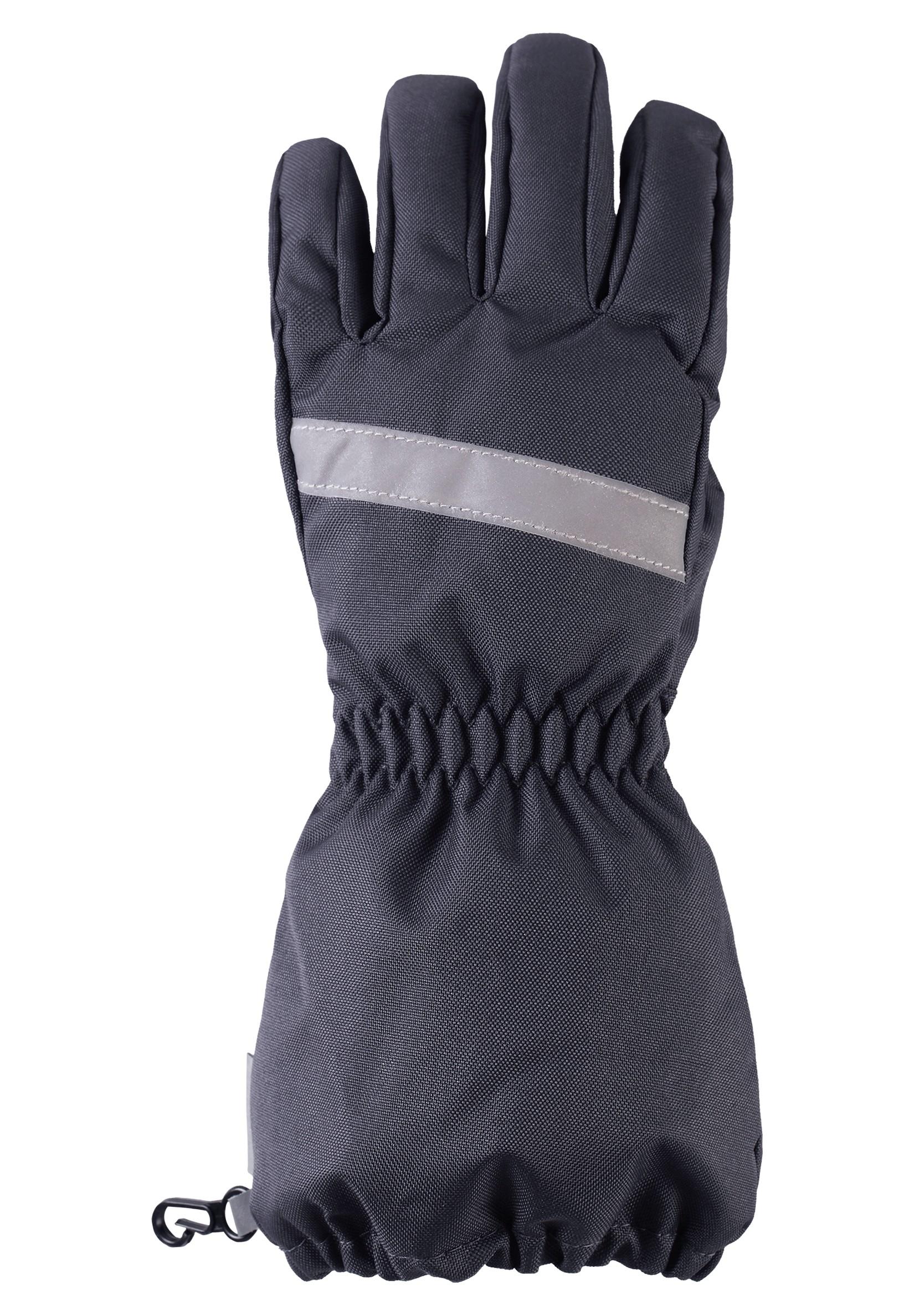 Варежки и перчатки Lassie серый перчатки lassie lassie la078dkupy33