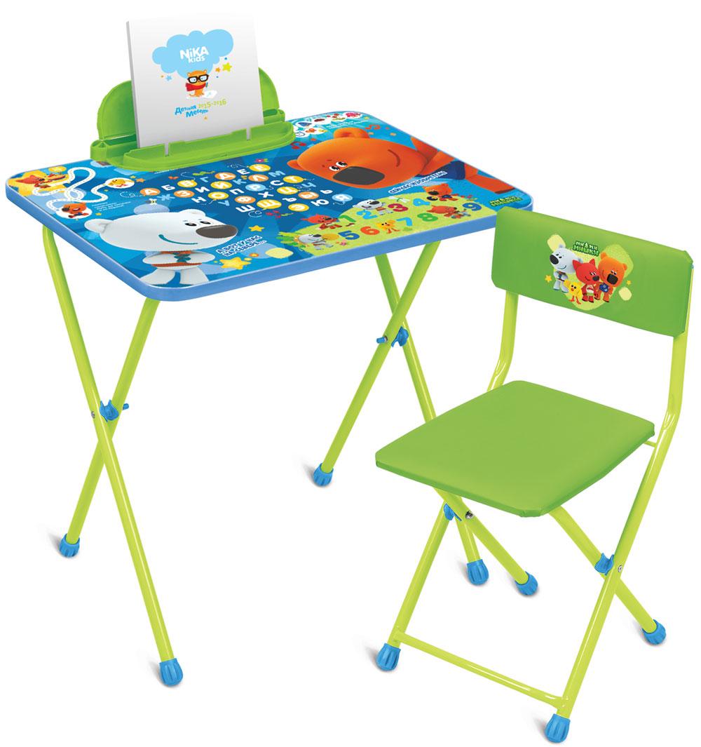 Столы и стулья Nika kids МиМимишки