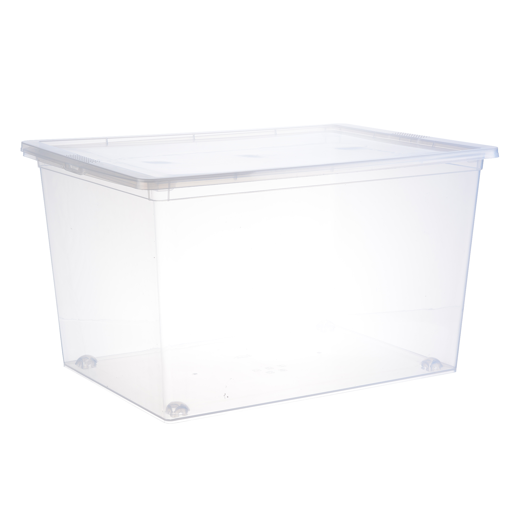 Ящики и корзины для игрушек IDEA Ящик для игрушек IDEA , 50 л ящик для хранения idea цвет прозрачный 10 л м 2352
