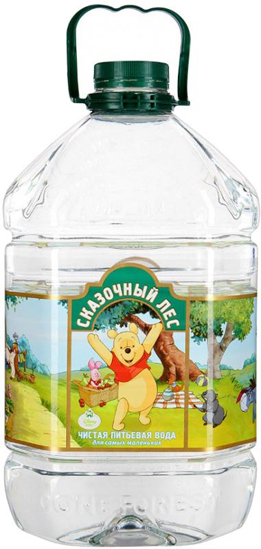 Вода детская Сказочный лес Сказочный Лес с рождения 5 л вода сказочный лес питьевая детская 12 шт по 0 4 л