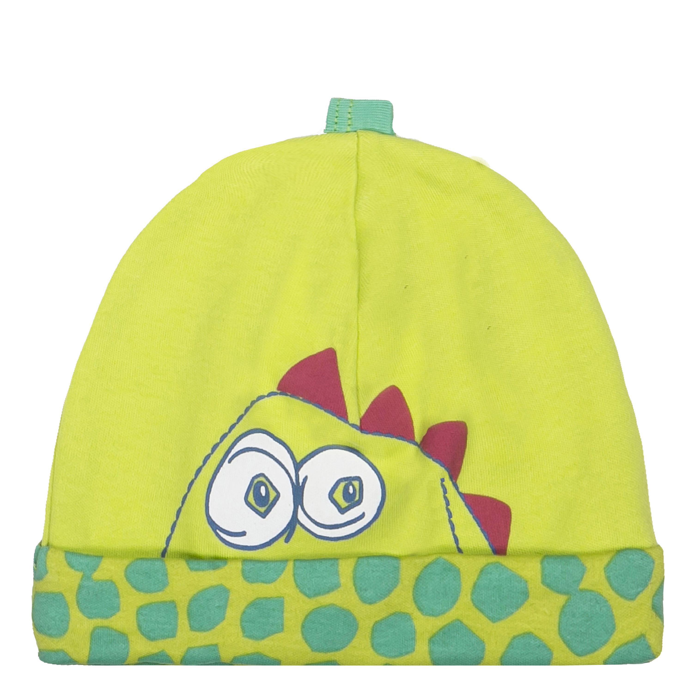 Шапочка с отворотом детская Barkito Дракоши шапочка с отворотом детская barkito дракоши