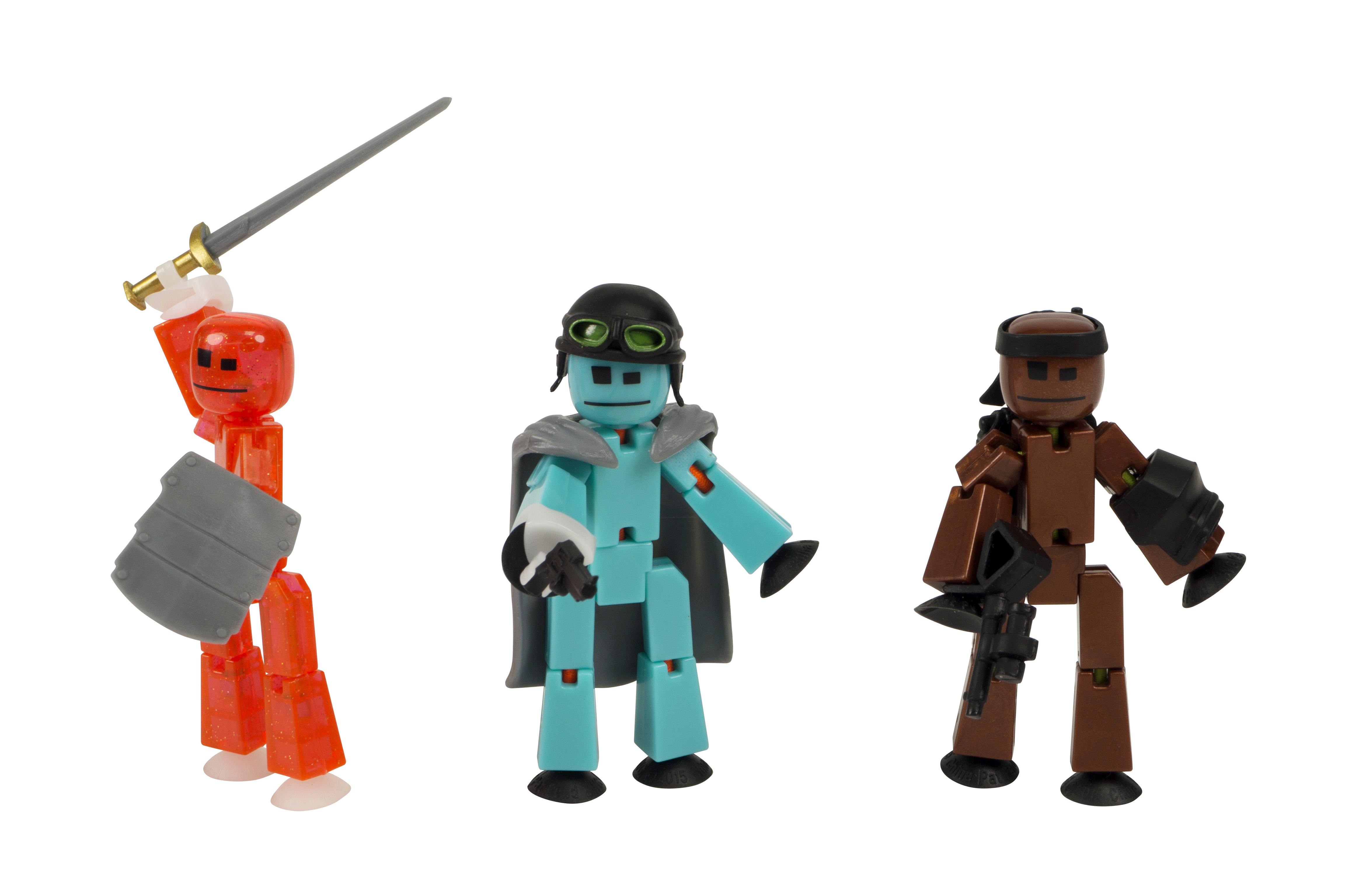 цены Набор фигурок Stikbot Off the Grid. Striker
