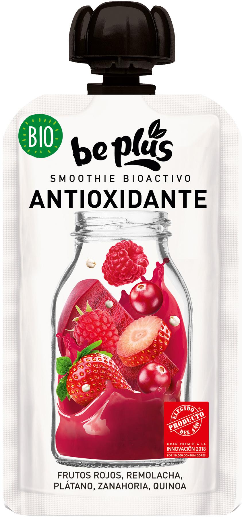 Биоактивное смузи Be Plus Антиоксидант 150 г