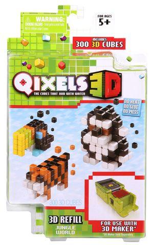 Наборы для творчества Qixels для 3D-Принтера