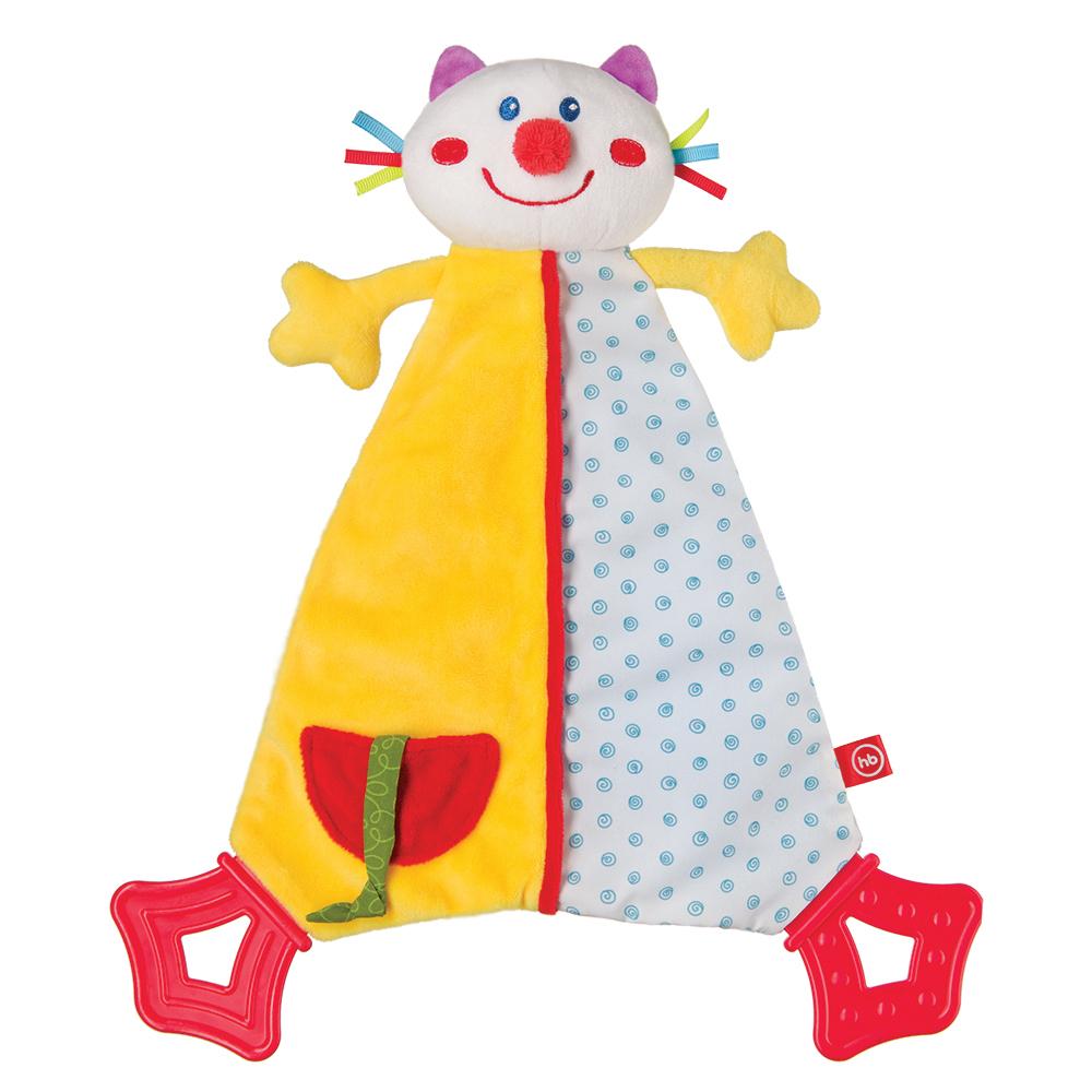 Развивающая игрушка Happy baby Dreamy Kitty happy baby развивающая игрушка колокольчик perky kitty happy baby