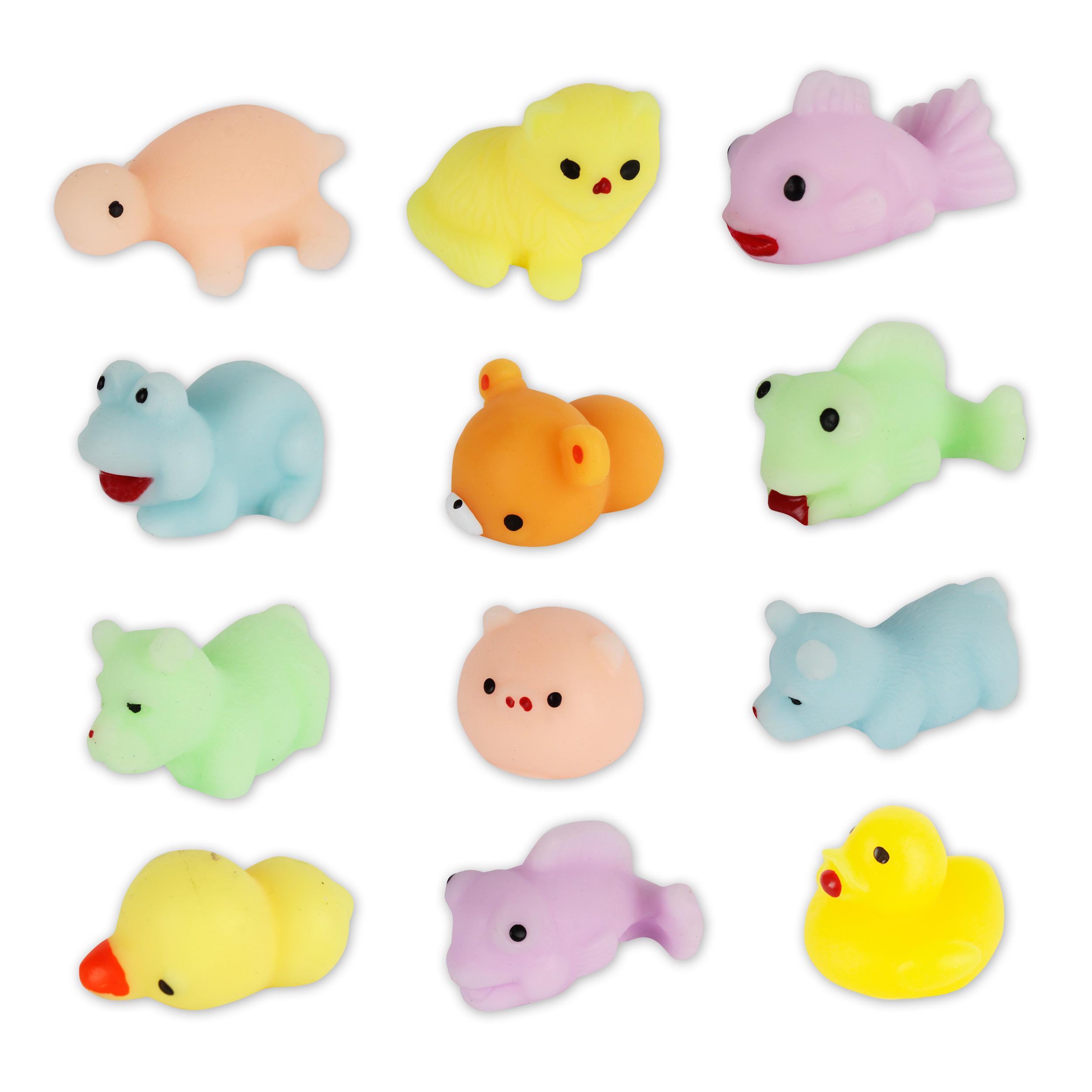Игрушки-антистресс 1toy Анимяшки игрушки для детей