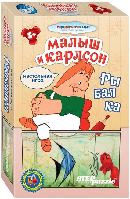 Настольные игры Step Puzzle Рыбалка