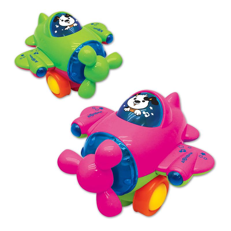 Развивающая игрушка Азбукварик Музыкальный самолетик обучающие азбукварик развивающая игрушка азбукварик веселушки лошадка