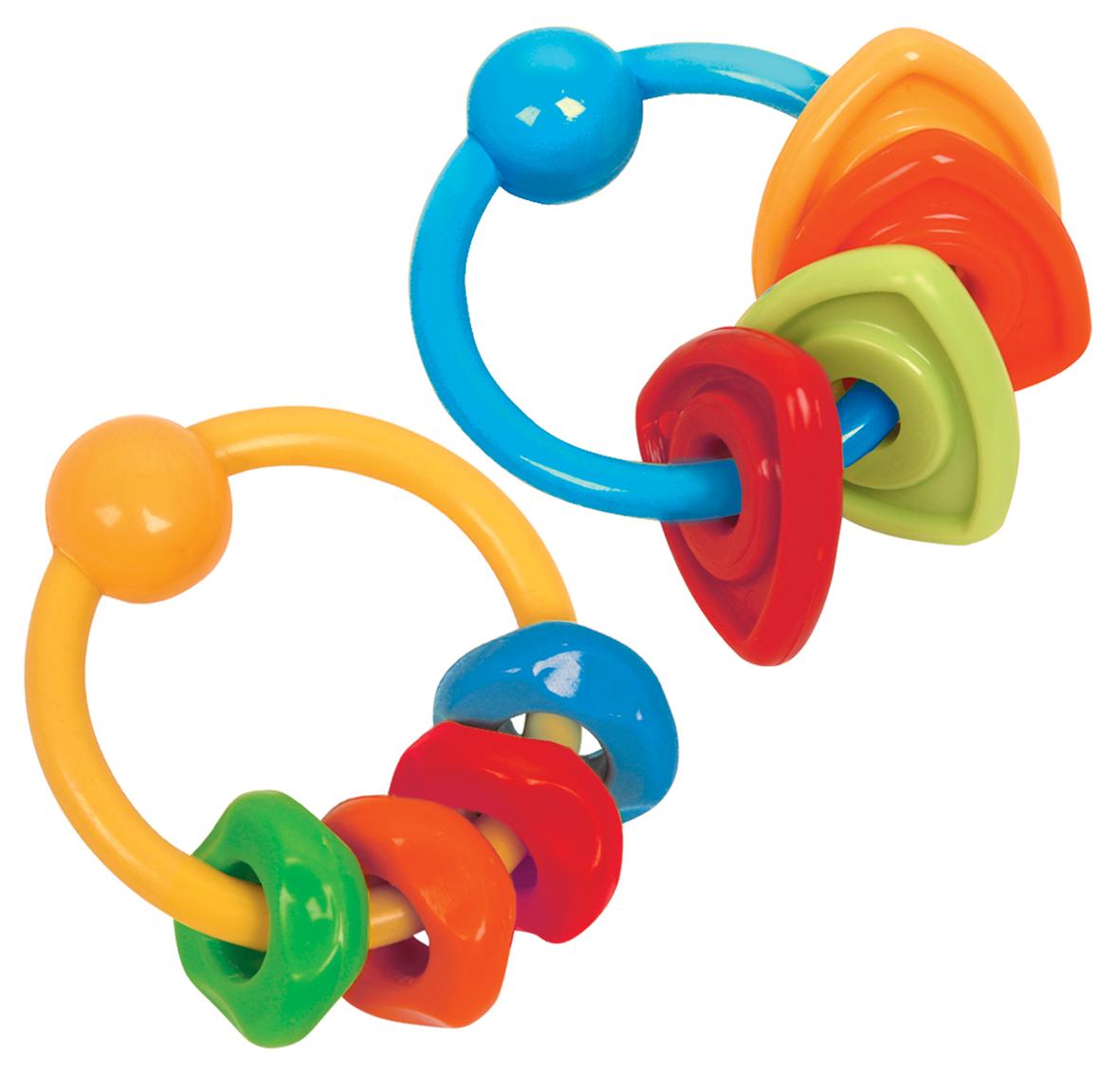 Игрушка-погремушка Мир детства Считалки игрушка погремушка мир детства фокусник зайка