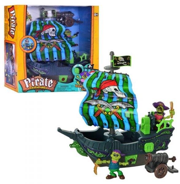 Игровые наборы и фигурки для детей Гулливер Приключение пиратов. Битва за остров keenway приключение пиратов битва за остров зеленый keenway