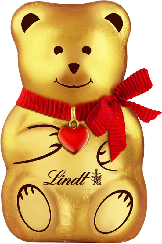Шоколад Lindt Lindt «Медвежонок» 100 г шоколад молочный lindt creation пралине с вафлей 150 г
